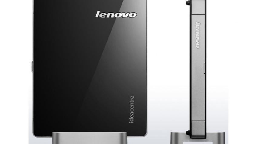 Lenovo IdeaCentre Q190: компактный компьютер на базе Core i3