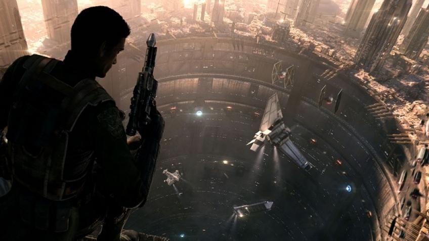 У отмененной игры Star Wars 1313 появился еще один шанс