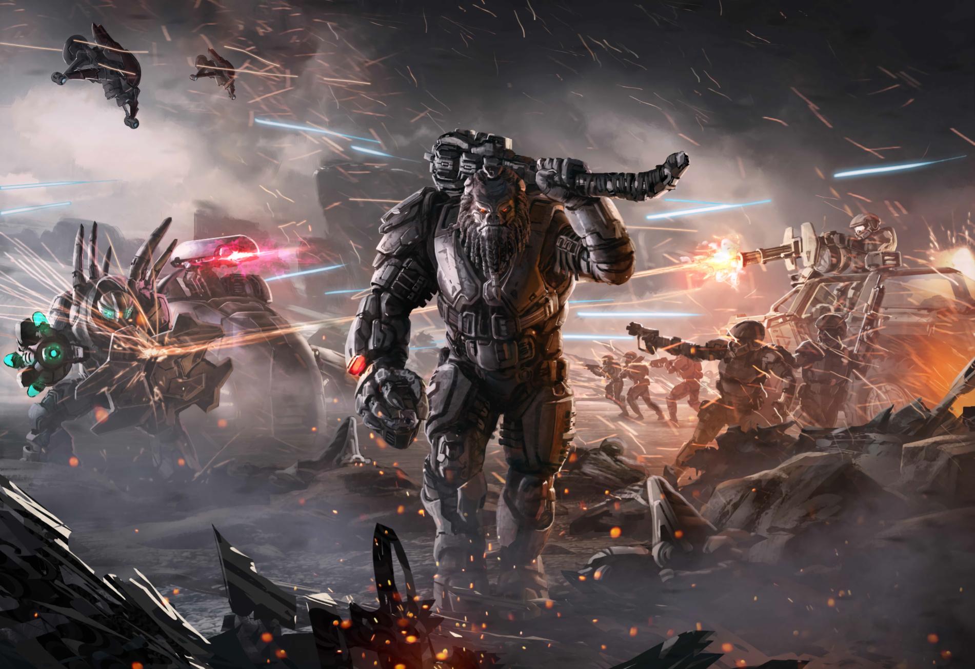 В новом тизере Halo Infinite подтвердили появление Изгнанников