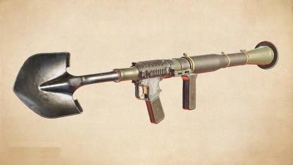 В Far Cry 5 появился лопатомёт