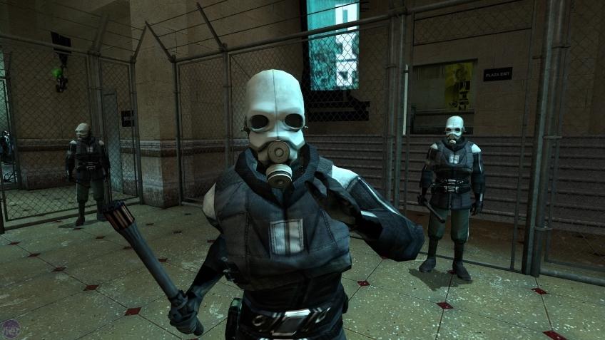 Энтузиаст улучшил текстуры Half-Life2 с помощью искусственного интеллекта