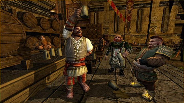 Игры Lord of the Rings Online и Dungeons & Dragons Online стали независимыми