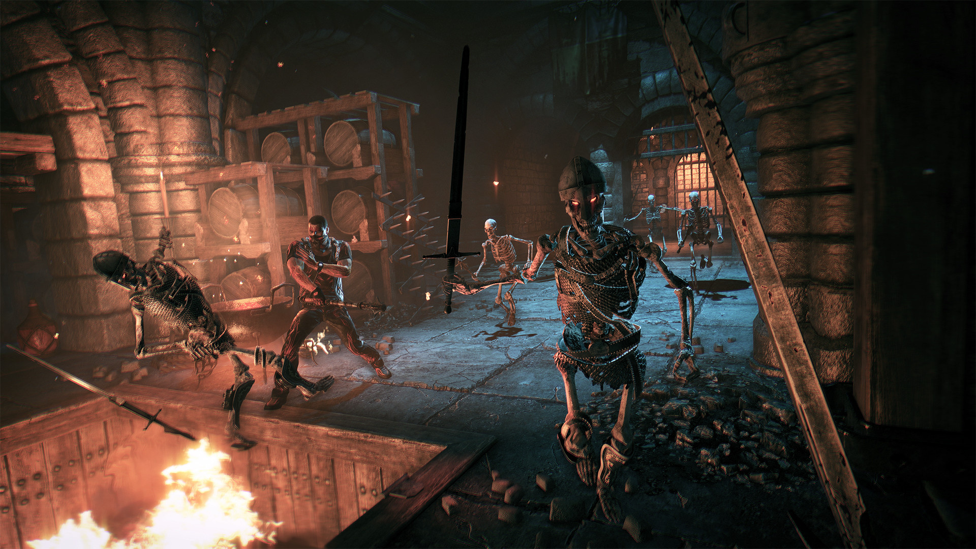 Авторы Dying Light выпустили первое обновление для дополнения Hellraid