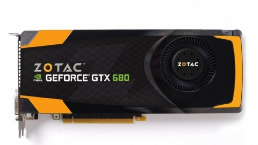 ZOTAC представила видеокарту на основе GeForce GTX 680