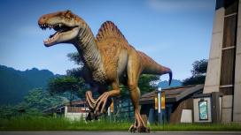 Финальная бесплатная игра Epic Games Store — Jurassic World: Evolution. У вас неделя