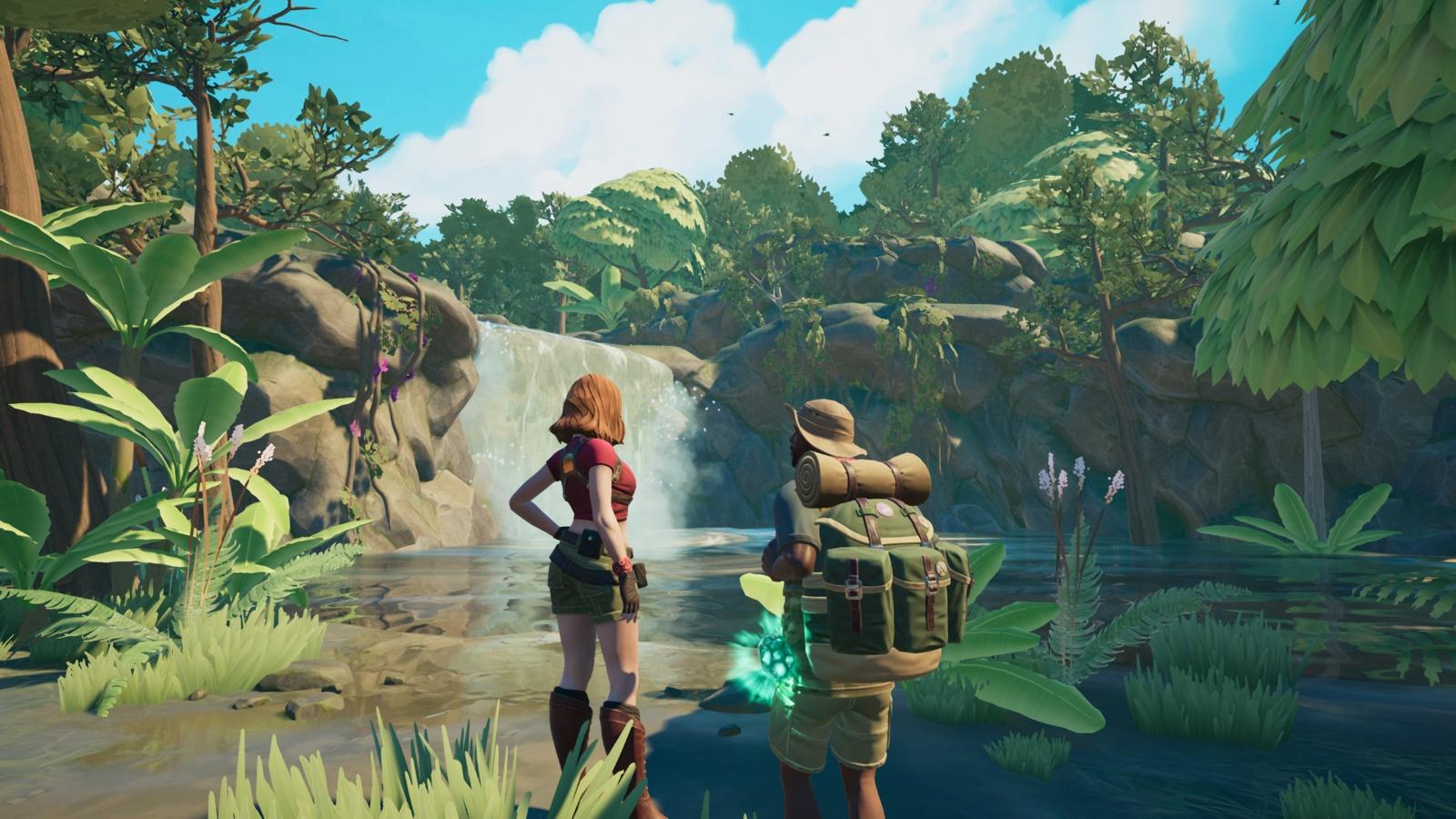 Состоялся релиз кооперативного боевика Jumanji: The Video Game
