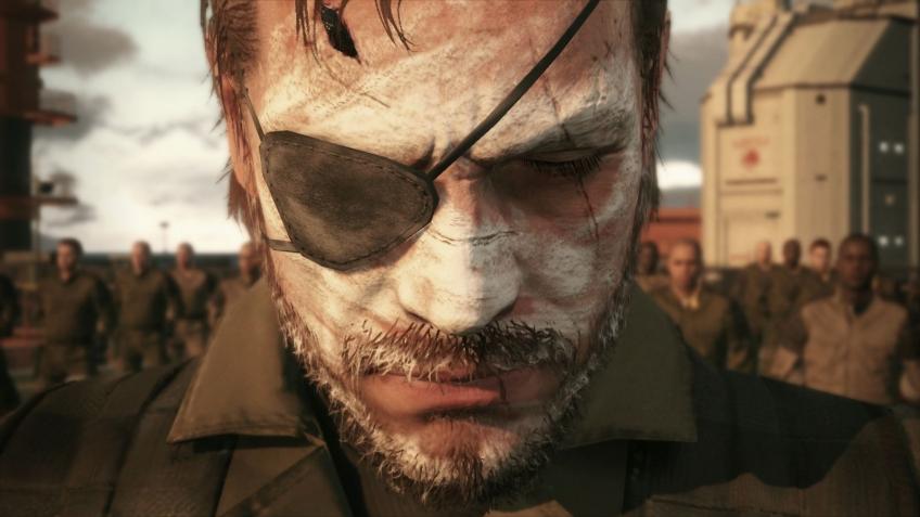 Metal Gear Solid V: The Phantom Pain получила улучшение для PS4 Pro