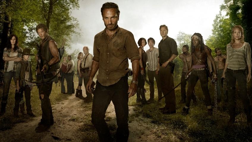 «Ходячие мертвецы» показал самый низкий рейтинг в истории сериала