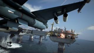 Ещё один эффектный трейлер и дата релиза Ace Combat7