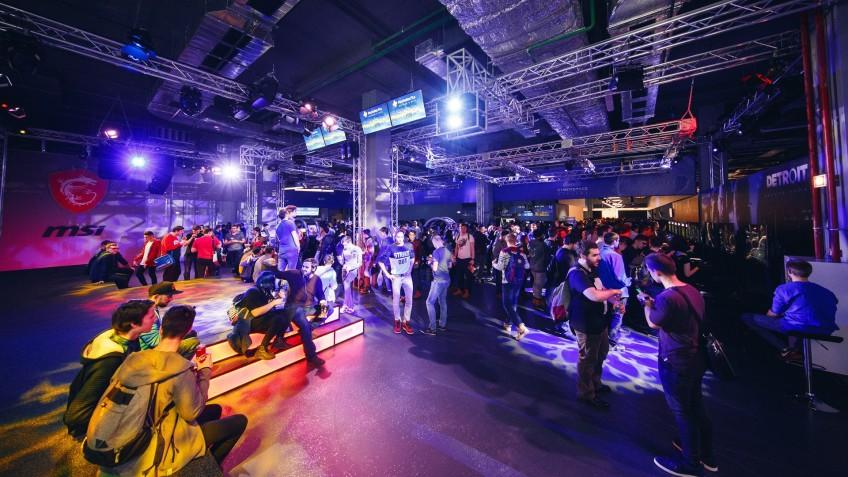 Фестиваль киберспорта пройдёт в Москве28 сентября