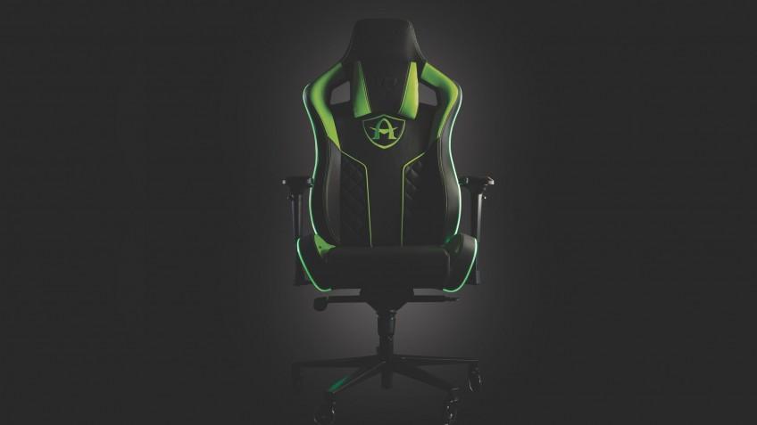 Стартап Arcadeo представил игровое кресло с 16-ядерным процессором