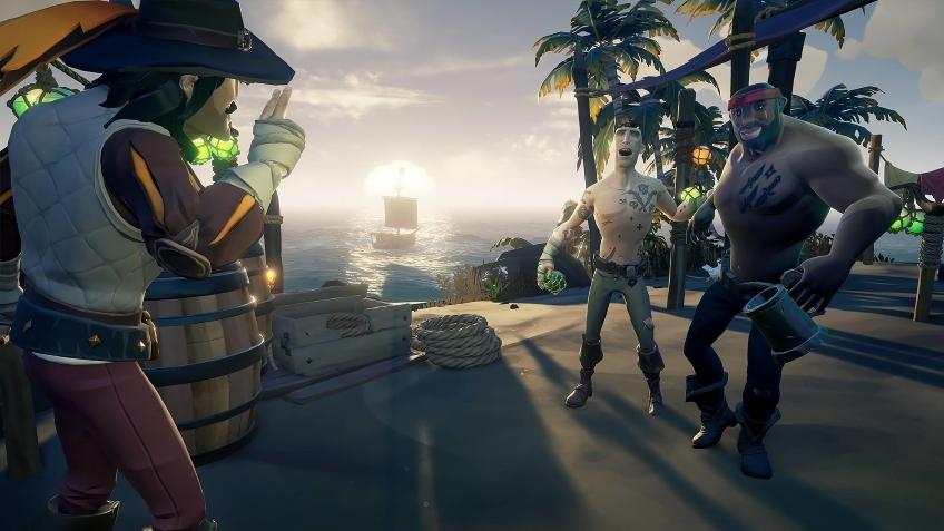Игроки Sea of Thieves смогут подарить трём друзьям неделю бесплатной игры