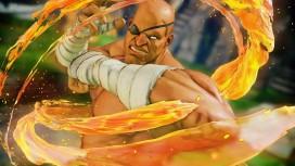 Capcom показала персональные трейлеры G и Сагата