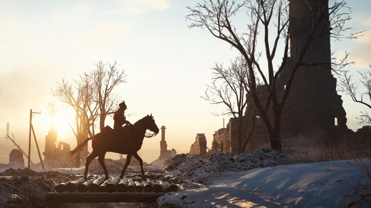 DICE прекращает поддержку Battlefield1