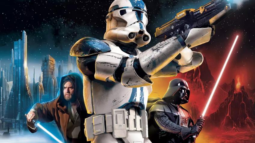 Оригинальная Star Wars: Battlefront II получила обновление спустя15 лет
