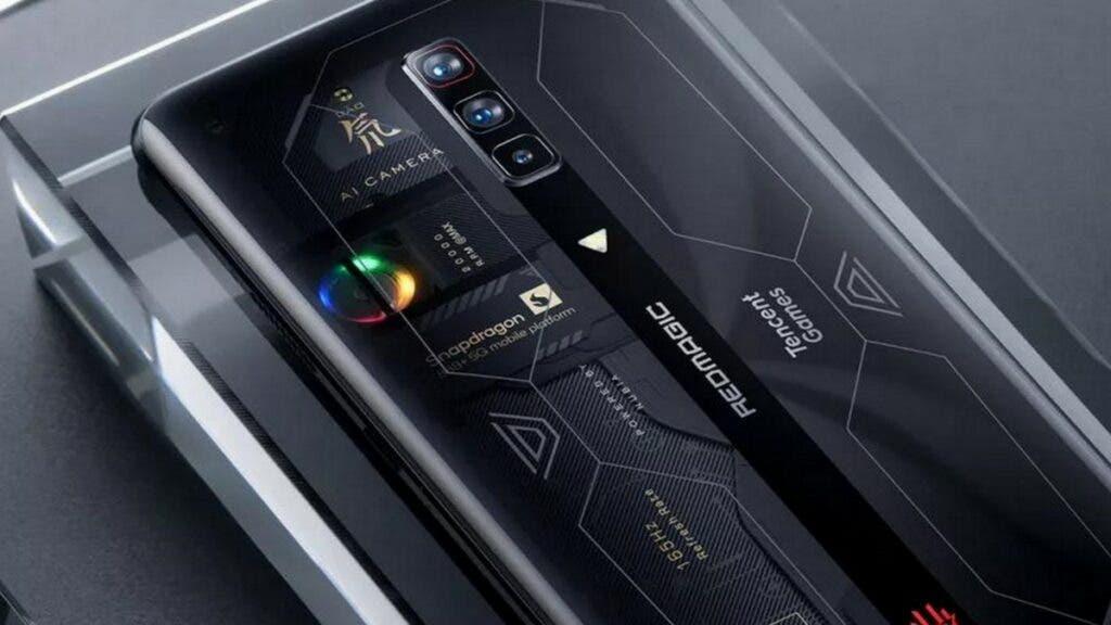 Представлен геймерский смартфон RedMagic 6S Pro