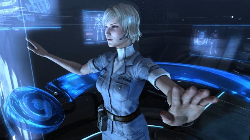 SEGA назвала дату выхода Vanquish на PC