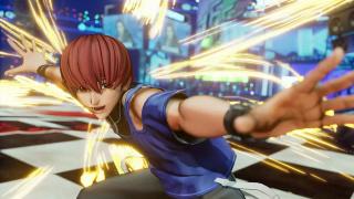 Новый трейлер и скриншоты The King of Fighters XV посвятили Крису