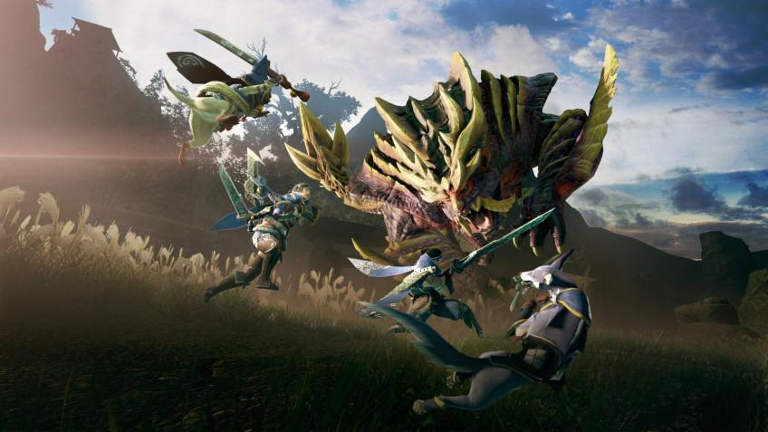 Monster Hunter Rise разошлась тиражом4 млн копий за три дня