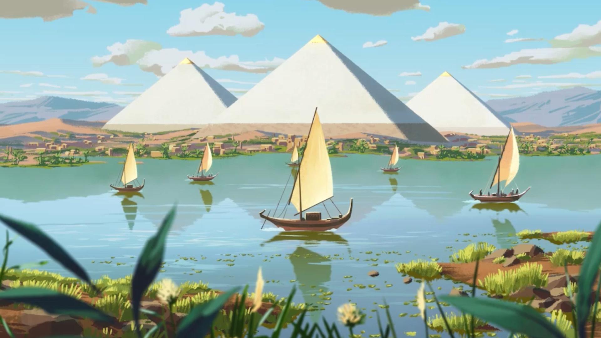 Ремейк градостроительного симулятора Pharaoh выйдет в 2021 году