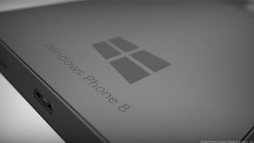 Microsoft готовит свой смартфон (слухи)