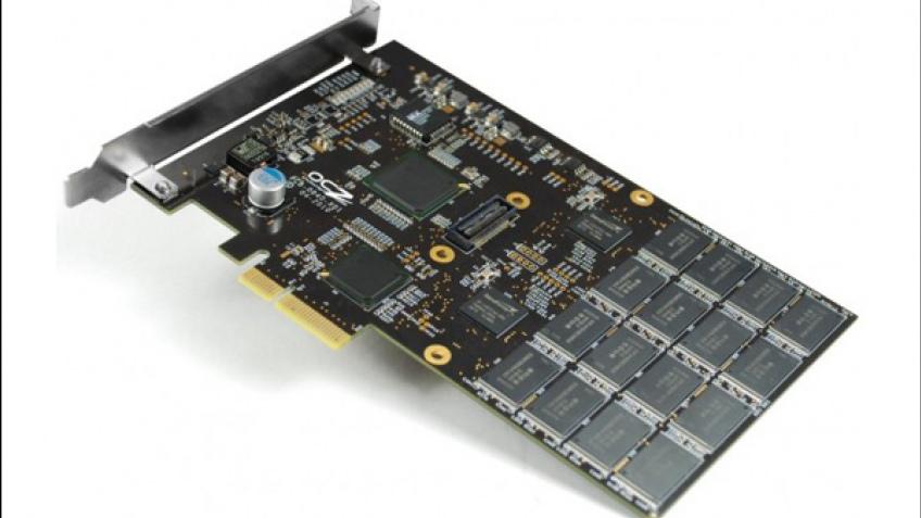 OCZ показала скоростной, при этом доступный SSD