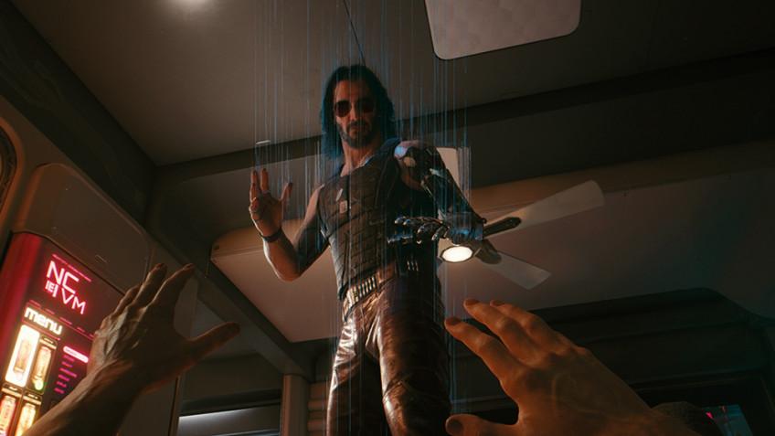 Рейтрейсинга в Cyberpunk 2077 на видеокартах AMD сначала не будет
