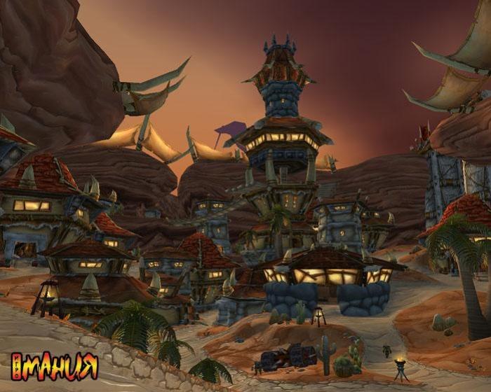Добро пожаловать в мир Warcraft!