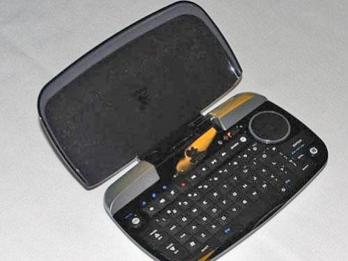 CES 2008: Logitech diNovo Mini