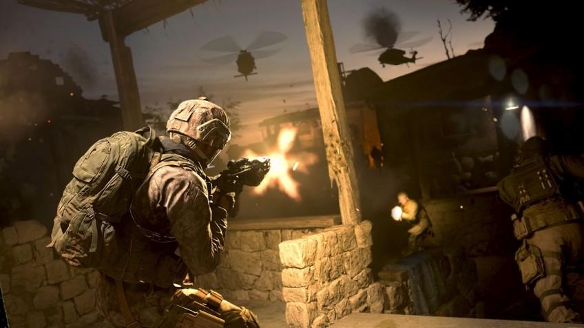 Что рассказали в репортаже «Рен-ТВ» о скандальной Call of Duty: Modern Warfare?