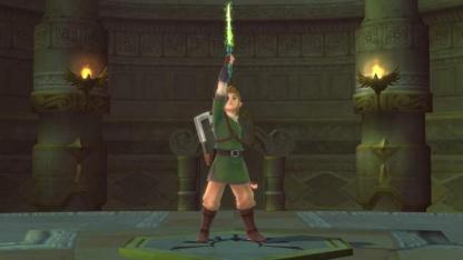 В свежем трейлере The Legend of Zelda: Skyward Sword HD напомнили о завязке