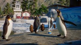 В Planet Zoo появятся аквапарки с пингвинами: анонсирован набор Aquatic Pack