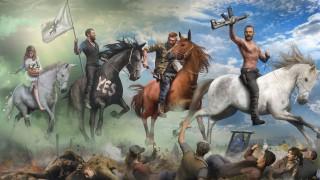 В Британии Far Cry5 стала самой успешной игрой серии