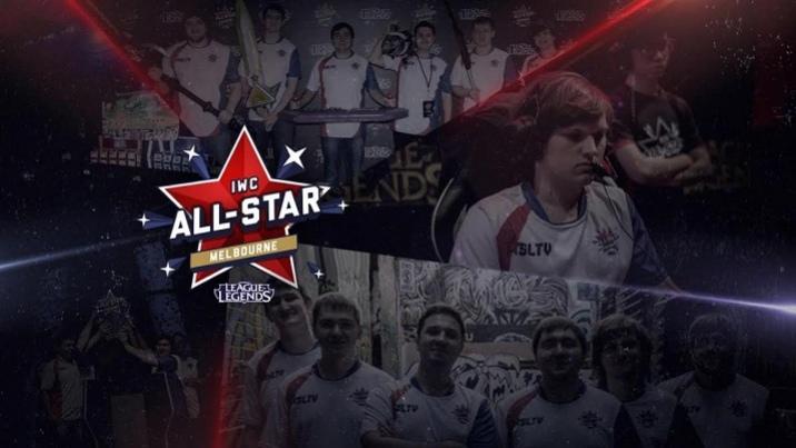 Сборная СНГ победила на турнире IWC All-Star в Мельбурне