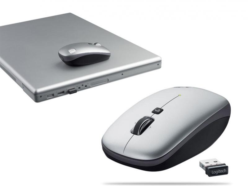 Новая портативная мышь Logitech