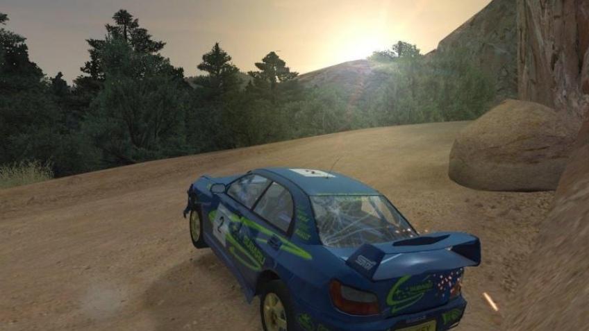 Демоверсия Colin McRae Rally3