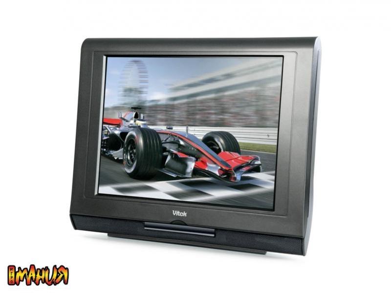 Vitek представила мобильный телевизор