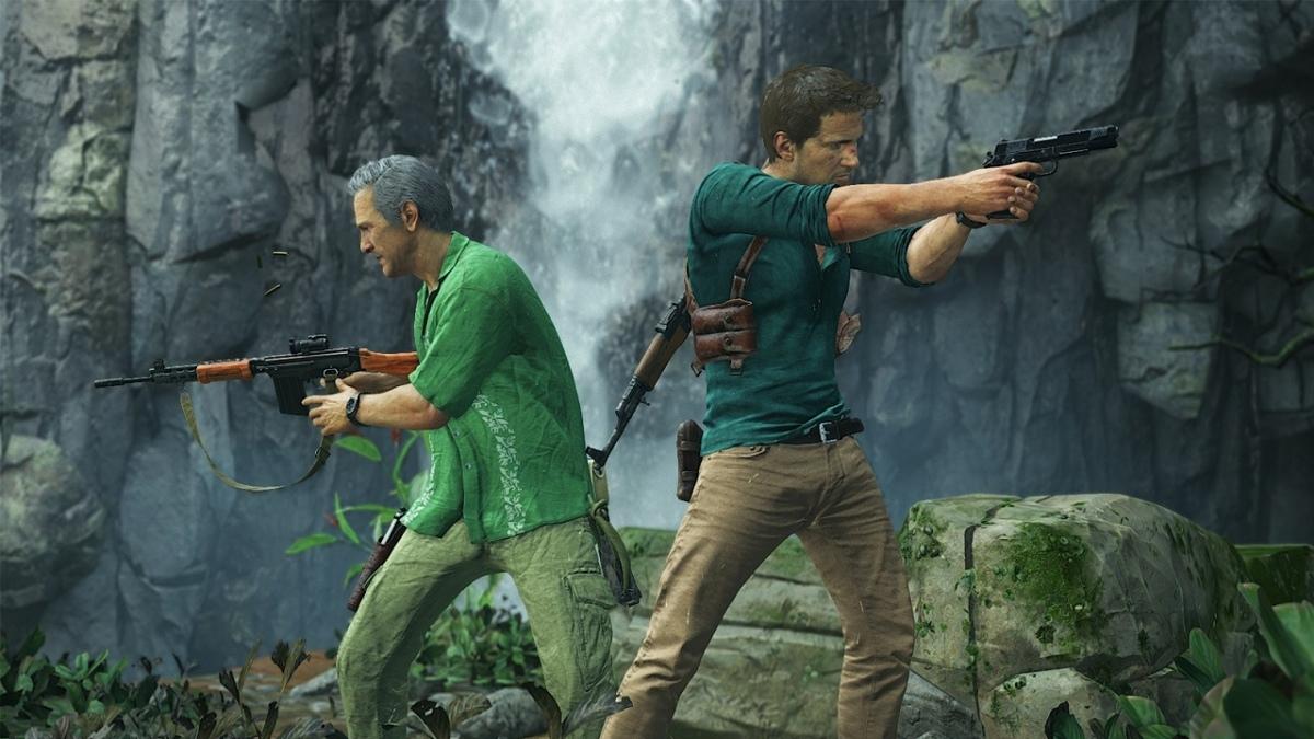 Натан Дрейк сорит деньгами в новом трейлере Uncharted 4: A Thief's End