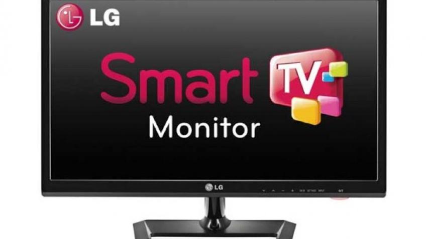 LG выпустила монитор с Ethernet-адаптером