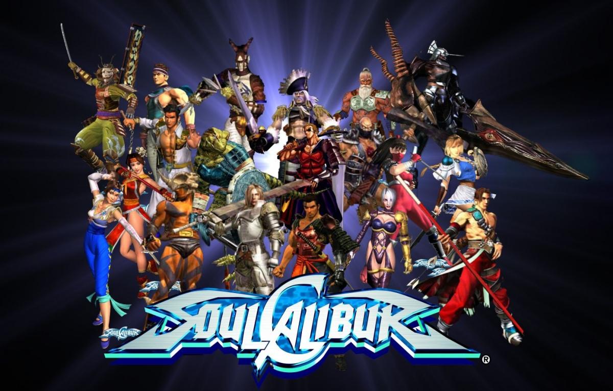 SoulСalibur празднует свое двадцатилетие