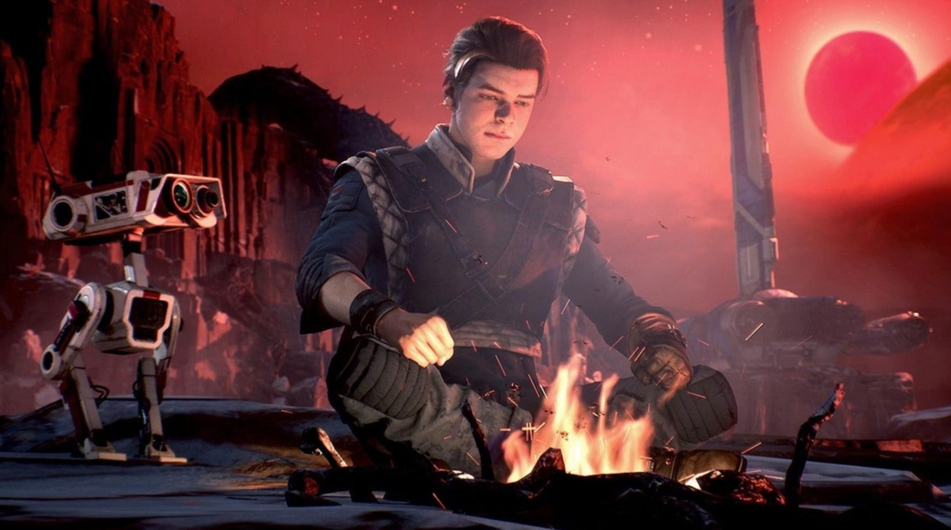 Star Wars Jedi: Fallen Order улучшили для PS5 и Xbox Series X — детали апдейта