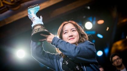 Чемпионом BlizzCon 2019 по Hearthstone стала девушка