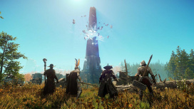 Крупный сбой на сервере перевел внутриигровое время в New World на 690 часов вперёд