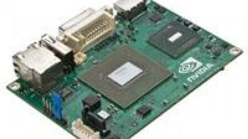 NVIDIA надеется на платформу Ion