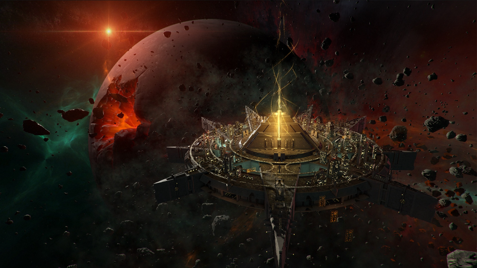 Endless Space 2: Awakening сосредоточится на Академии и её лидере