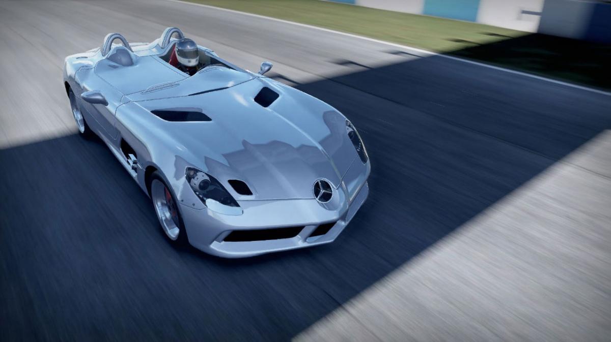 Новые машины для Need for Speed SHIFT