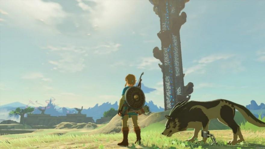 The Legend of Zelda: Breath of the Wild станет последней игрой Nintendo для Wii U