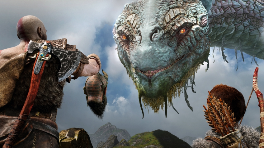God of War, Far Cry5 и FIFA18 стали самыми популярными в 2018 году в Европе играми