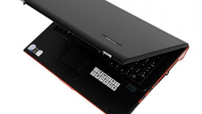 Стильный игровой ноутбук