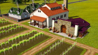 Вино или пиво: к Farm Manager 2021 выпустили бесплатное дополнение